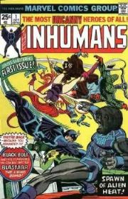 Inhumans Comics (1975 Series)